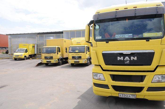 Транспортное обслуживание компаний