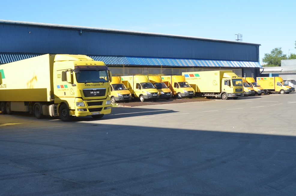 доставка товара автотранспортом 1